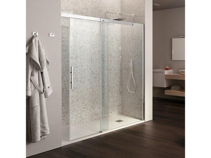 Bagno box doccia mastrelli arredamenti cremona - Porta scorrevole cristallo ...